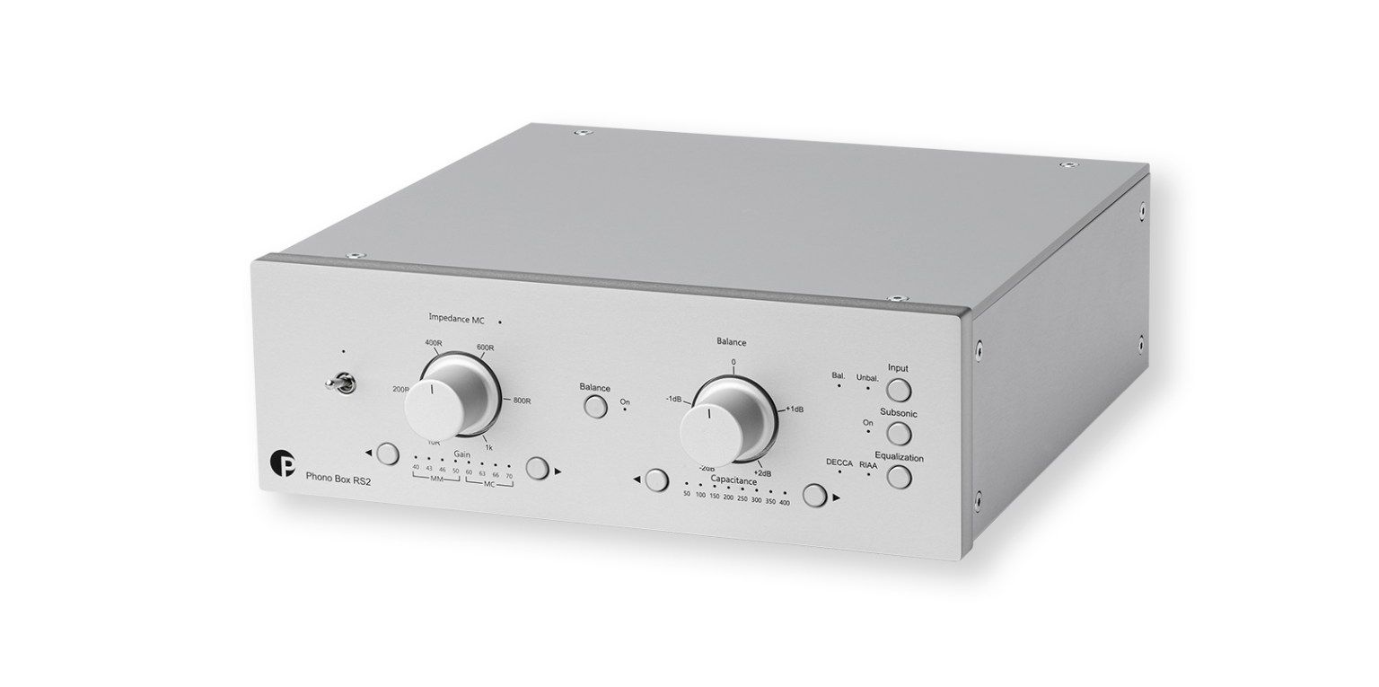 Phono Box RS2